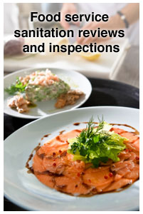 Food Service Sanitation Reviews and Inspections